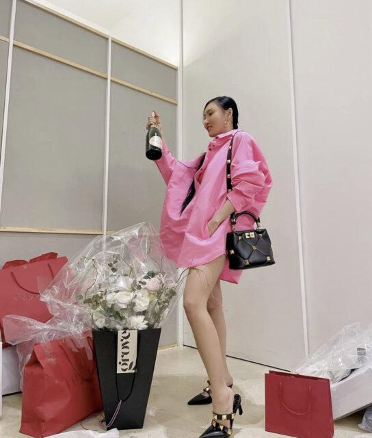 MAMAMOO(ママムー)ファサのすっぴんや私服の画像!