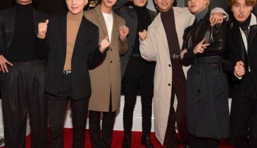 BTSメンバーの人気順の日本版!2021最新ランキング1位は?