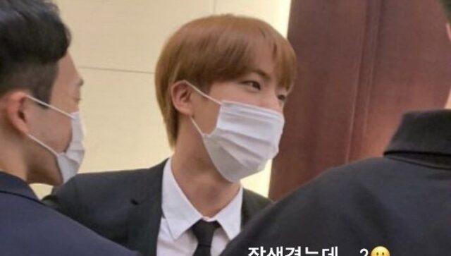 BTS ジン(キムソクジン)の兄弟のインスタとお店情報!結婚式はどうだった?