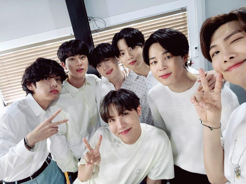 BTSメンバーの人気順の中国版!2021最新ランキング1位は?