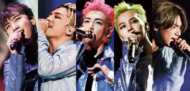 BIGBANGのメンバーの人気順ランキング!見分け方もご紹介!