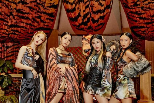 MAMAMOO(ママムー)の2021現在の人気順とメンバーカラー・年齢を紹介!