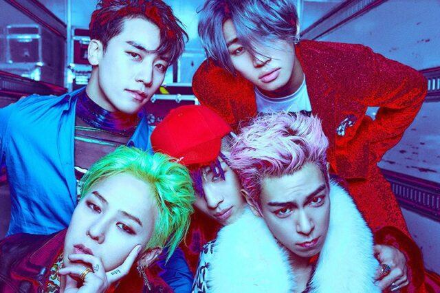 BIGBANG 人気バラード曲ランキング!ソロ曲での人気曲は?