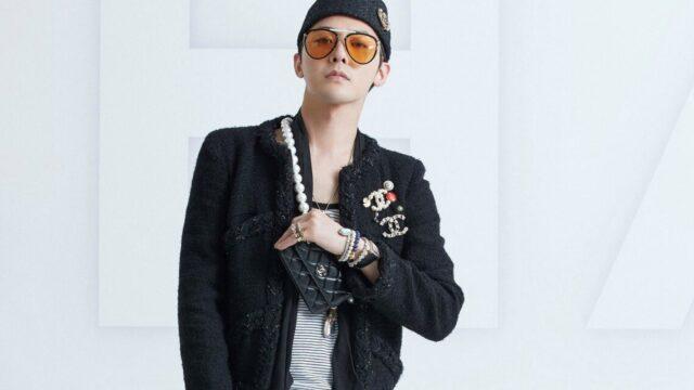 BIGBANG g-dragon(ジヨン)の2021現在のインスタ画像と髪型遍歴について。