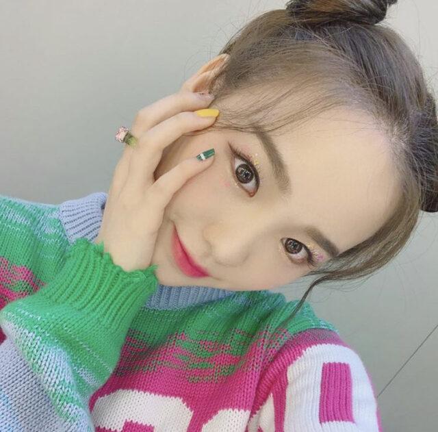 NiziU(ニジュー)リオの可愛い髪型集!一番似合うのはお団子って本当?