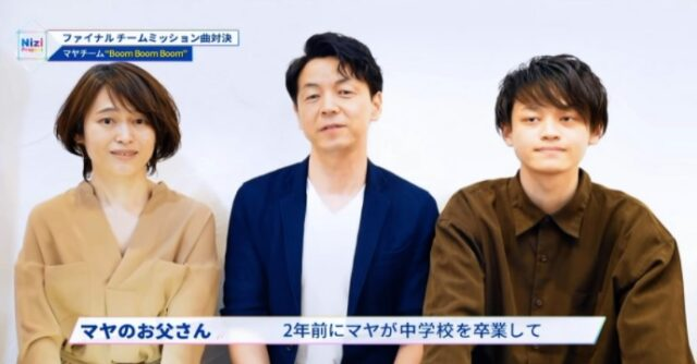 Niziu(ニジュー)のマヤ(勝村摩耶)の両親の画像・職業と年収・年齢は?