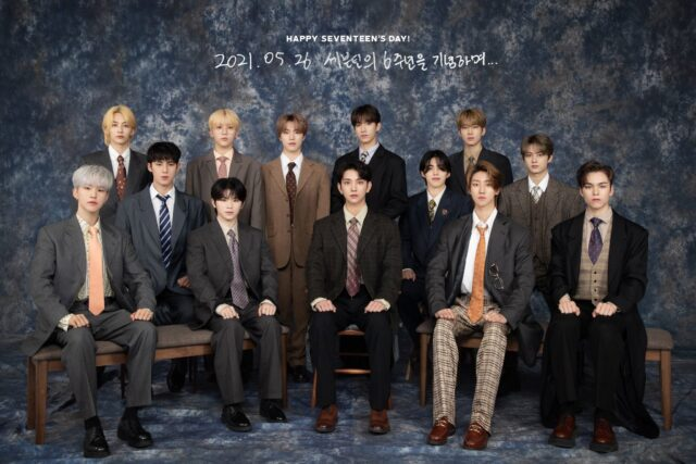 SEVENTEENのメンバー人気ランキング!日本と韓国で人気順は違うの?