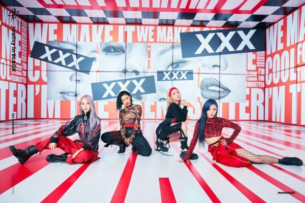 MAMAMOO(ママムー)「HIP」の韓国語歌詞をふりがな付きで紹介!発音が難しい!意味解説も!