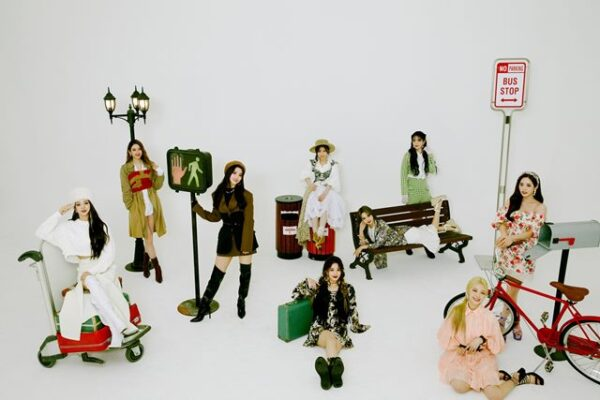 fromis_9(プロミスナイン)「WE GO」音源チャートランキングは?作曲は誰?和訳歌詞も紹介!